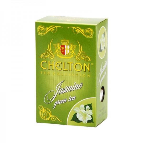Grüner Tee Jasmin, lose, 100 g