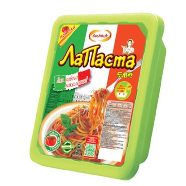 Fertignudeln Doshirak La Pasta Tomato ДОШИРАК ЛаПаста, 80 g