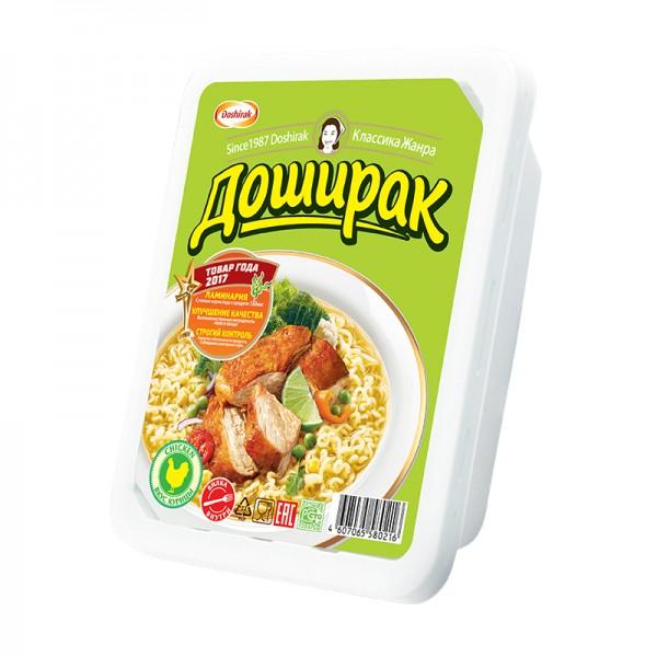 Fertignudeln Doshirak Klassik Chicken Доширак, 90 g