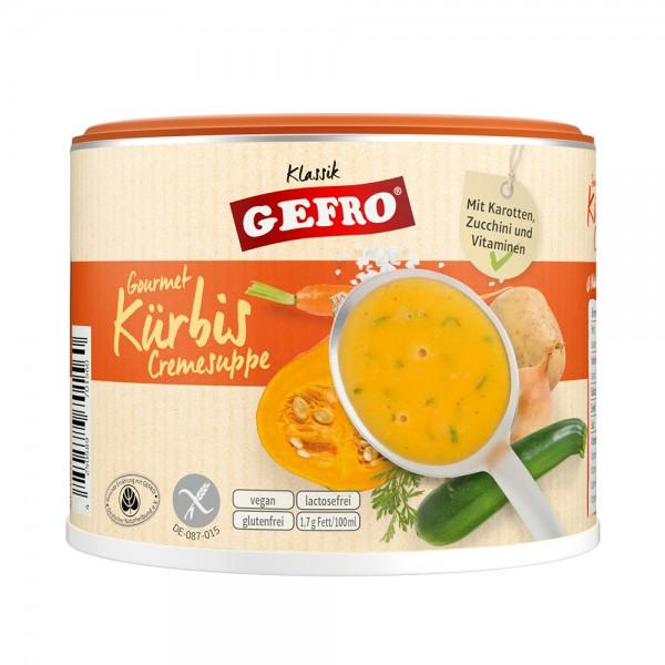 Gourmet Kürbis Cremesuppe
