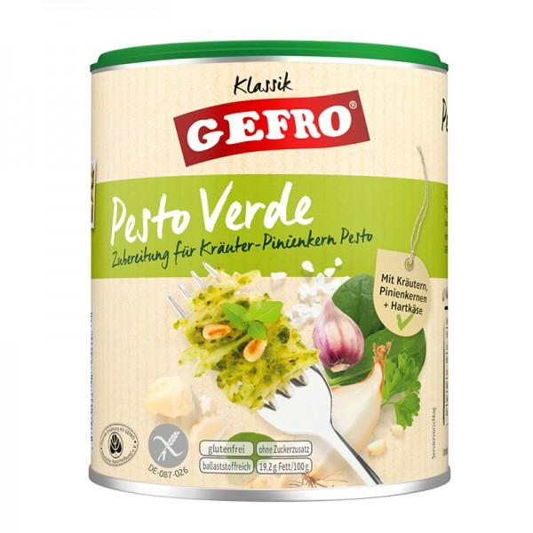 Pesto Verde Kräuter-, Pinienkern-, Hartkäse- Gewürzmischung 150 g