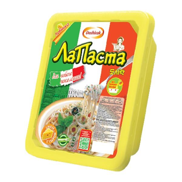 Fertignudeln Doshirak La Pasta Cheese ДОШИРАК ЛаПаста, 80 g