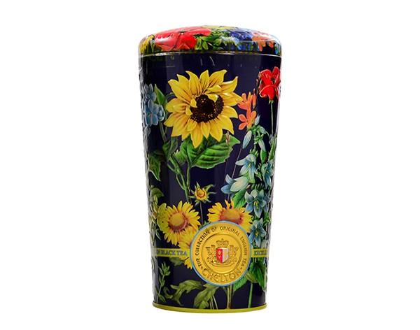 Blumenvase Feldblumen, 100 g, loser schwarzer Tee mit Früchten und Blütenblättern