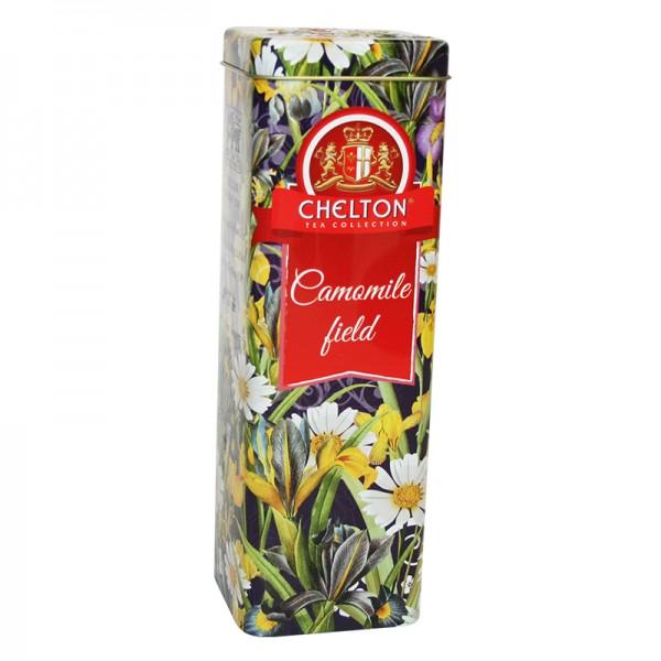 Camomile Field, schwarzer Tee, 80 g, lose
