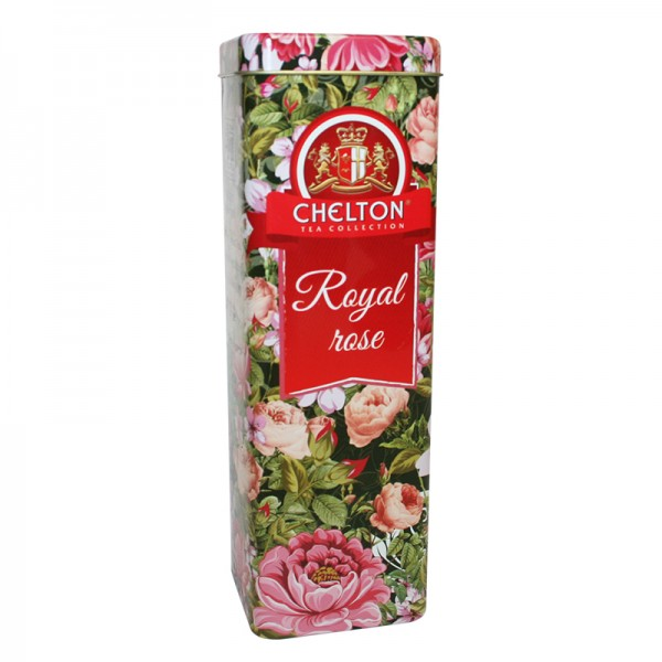 Royal Rose, schwarzer Tee, 80 g, lose