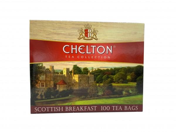 Scottish Breakfast, schwarzer Tee 100 Beutel