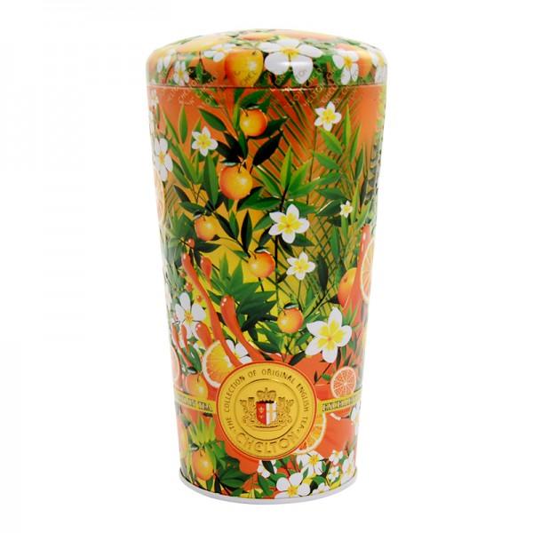 Vasen Collection Sommerfrucht, 100 g, loser schwarzer und grüner Tee