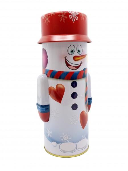 """Chelton Snowman """"Schneemann"""" Weihnachtsdose 80g Schwarzer Tee"""